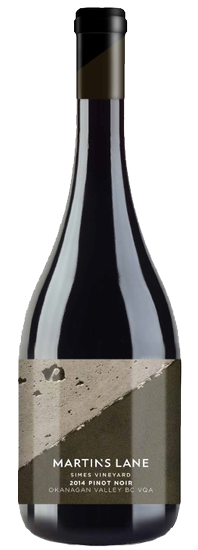 2014 Simes Vineyard Pinot Noir