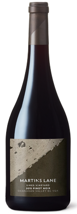 2015 Simes Vineyard Pinot Noir